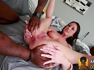 Prolapsing Asshole Fucked By BBC MonsterCock