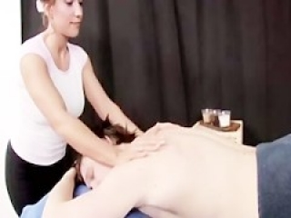 #1Top Online Hookup Site : EjustHookup.com - Mom Massaging Young Guy