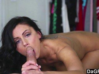 Dagfs  Glory Hole Fun With Sexy Whitney