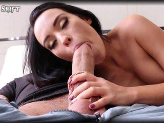 Keisha Grey and Megan Rain Share Cock