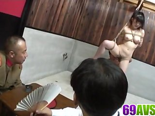 Hello Mikity gets a long dick to smash her