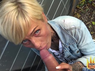 HOT BLONDE BABES TAKE COCK LIKE PROFESSIONALS