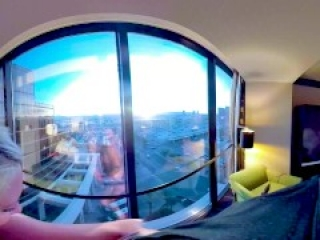 EDC Vegas Candy Girl Rough Fucked Inside Out Luxor Window VR360