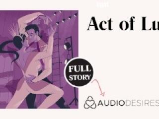 Friend Hookup | Erotic Audio Story | Casting Sex | ASMR Audio Porn for Women