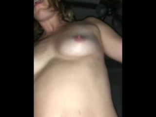After Club fuck with random guy, Big orgasm
