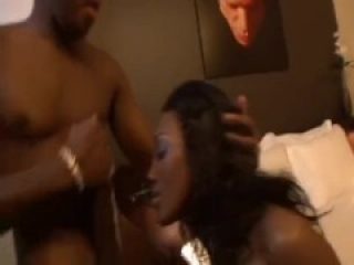 Nyomi Banxxx makes Mandingo cum multiple times