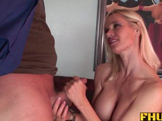FHUTA  Dirty Milf Loves a Fat Cock up the
