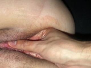 Fisting Tinder Hookup Slut(Surprise at end)
