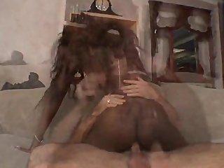 Nyomi Banxxx In Interracial hardcore scene