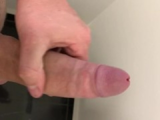 Kiwi Guy Plays With Cock Before Hookup