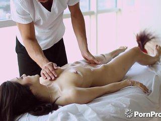 PornPros - Hot Asian beauty Elana Dobrev fuck
