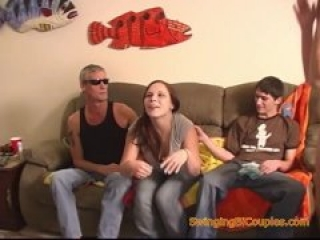 Teenagers Have a Bisexual Swingers Orgy