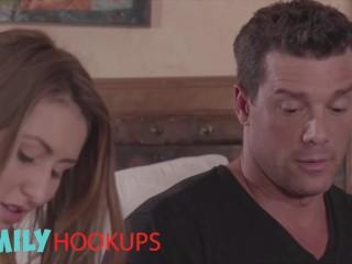 Family Hook Ups - Paige Owens Fuks Her Stepdad After She Gets Caught Stealing His Boner Pills