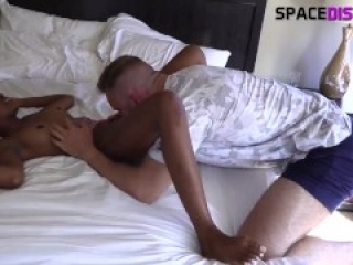 interracial hot sex white guy 18yo black girl