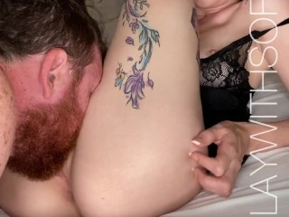 TINDER DATE HOOKUP - BUSTY BLONDE GETS RAILED - CAN BARELY TAKE IT!
