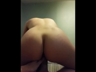 reverse cowgirl for the tinder hookup