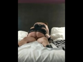 Wife fucking on a hotel hookup