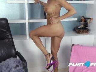 Danielle Paris on Flirt4Free - Dominating Dirty Talking Squirting Babe