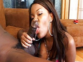 Candice Nicole sucking and smoking