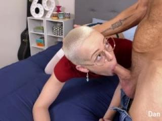 Hookup Sex Tape Glasses Slut Sidra SageHairy Pussy Fucking