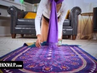 Horny Hijabs - Hijab Hookup New Series By TeamSkeet Trailer