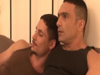 Strong Gay Muscles His Way To A Big-Cock - Lucas Entertainment