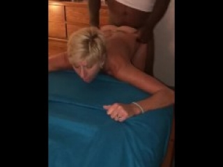 Wife getting railed by her Tinder hookup prt3