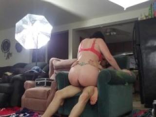 Tinder MILF slammed by big dick!