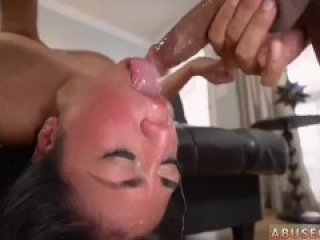 Self punishment Rough rectal hookup for Lexy Bandera's birthday