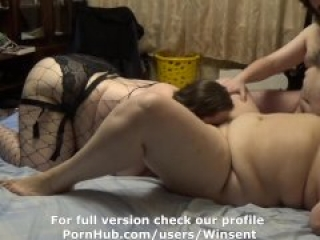 Tanya using strap-on for the first time (Teaser)