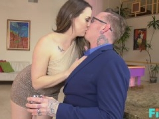 FILF - Hot Online Hookup With MILF Chanel Preston