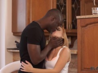BLACK4K. Black cock and hookup in big mansion make the Czech girl happy